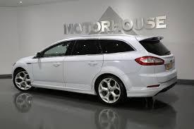 used ford mondeo titanium x sport tdci ice white pearl 2 0