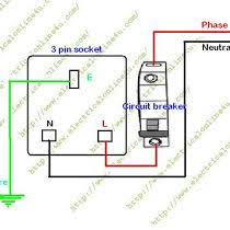 two way light switch diagram or staircase lighting wiring diagram