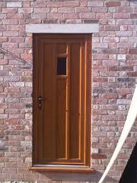 one of our best sellers upvc front door in light oak https