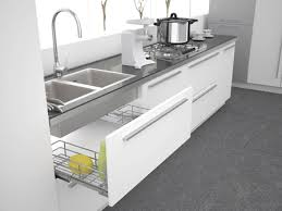 Kitchen Features  Accessories Taupo Kitchens Custom Kitchens - Kitchen sink drawer