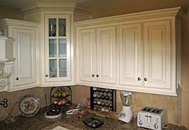how to cut crown molding for kitchen cabinets kitchen cabinets with crown molding quantiply co
