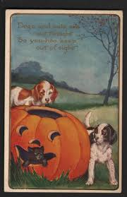 Folk Art Halloween Decorations 88 Best Vintage Halloween Images On Pinterest Vintage Halloween