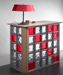 brique de verre cuisine brique de verre verre décoratif distriverre