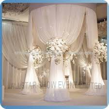 wedding backdrops for sale china wholesale pipe and drape wedding stage backdrop decoration