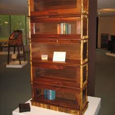 Bookshelves With Glass Doors For Sale by Furniture Barrister Bookcase For Your Books Collection U2014 Somvoz Com