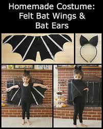 Halloween Costumes Bat Diy Bat Costume Kids Bat Wings Bat Ears Bat Costume