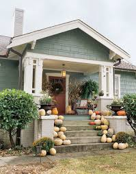 winston salem bungalow bungalow exterior pumpkin pumpkin and