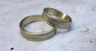 promise engagement and wedding ring set wedding ring set promise rings his and hers wedding rings gold