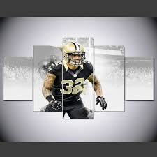 online shop dafenjingmo arts new orleans saints player 32 kenny
