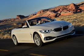 Bmw 435i M Sport Specs Bmw 435i Convertible First Drive