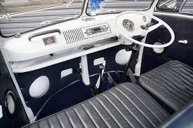 1966 volkswagen microbus sold volkswagen de luxe u002721 window u0027 samba micro bus rhd