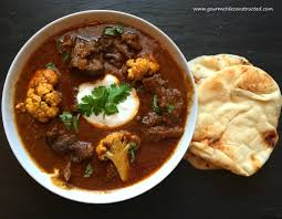 different types of cuisines in the a taste of india goat vindaloo gourmet de constructed