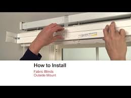 How To Install Hold Down Brackets For Blinds How To Install Blinds And Shades Bali Blinds And Shades