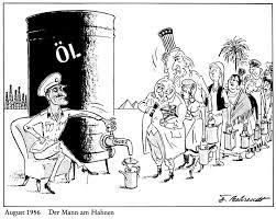 Iron Curtain Political Cartoons 1950s