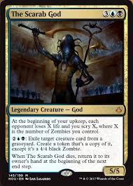 rotation proof standard dimir scarab god zombie deck mtg amino