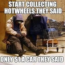 Meme Custom - my custom hotwheels meme 1 custom hot wheels diecast cars
