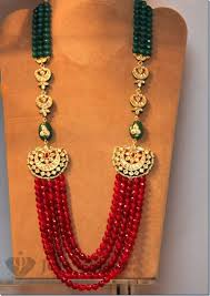 indian beaded necklace images Indian beaded jewellery designs statement necklaces pinterest jpg