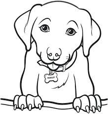 Coloring Appealing Coloring Pages Of Puppys Printable Coloring Dogs Coloring Pages