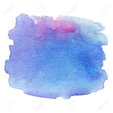 wet watercolor wash abstract water color background ombre