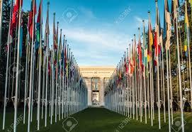 siege des nations unis siège des nations unies à ève en suisse banque d images et photos