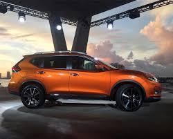 Nissan Rogue Hybrid - 2017 nissan rogue debuts at miami auto show