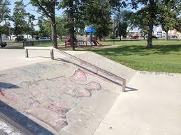 parkdale arena skatepark hamilton ontario silent cacophony