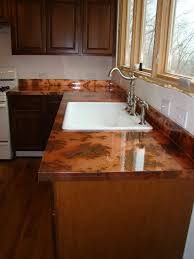 Diy Kitchen Countertops 15 Amazing Diy Kitchen Countertop Ideas Copper Countertops
