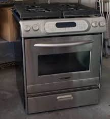 Kitchenaid Gas Cooktop 30 Kitchenaid Gas Range Stove Convection Oven Architect Series 30