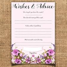 advice for the cards 12 x purple pink advice cards all ways design invitations