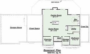 home plans with basements finished basement house plans basements ideas