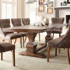 mahogany dining room tables table alluring double pedestal mahogany dining room table oak 353