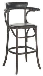 cushioned bar stool 17 stories lise 30 bar stool with cushion reviews wayfair