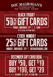 gift card sale the ultimate black friday half price gift card sale