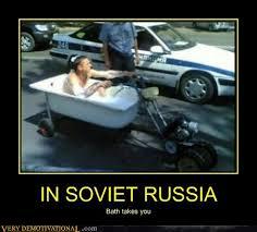 In Soviet Russia Meme - in soviet russia in soviet russia jokes pinterest russia
