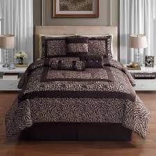 Pink Zebra Comforter Zebra Leopard Print Bedding Foter