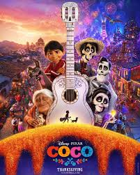 check out the all new poster for pixarcoco tune in tomorrow at