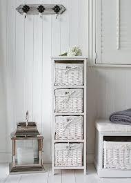 white bathroom storage drawersnew haven 3 drawer bathroom cabinet