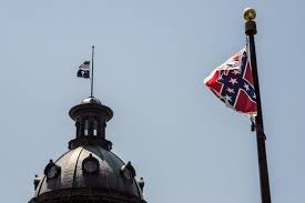 With All Flags Flying Charleston Shooting Why Confederate Flag Flies In South Carolina