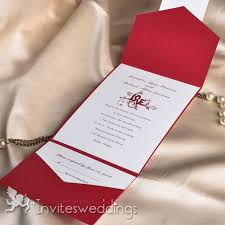 pocket invitations blooming fireworks pocket wedding invitations iwps017 wedding