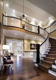 Best HALL WAY Images On Pinterest Stairs Entryway And Homes - Custom home interior