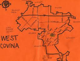 west covina ca map 70 best west covina images on vintage california west