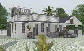 3 bedroom single storied home design u2013 kerala home design