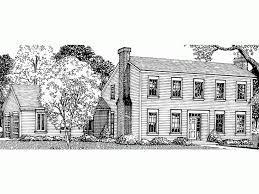 Saltbox House Floor Plans Salt Box House Plan With 1754 Square Feet And 3 Bedrooms From