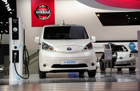 nissan nv200 specs 2016 nissan e nv200 review video inside evs