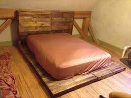 How To Make A Platform Bed From Pallets by How Can You Create A Platform Bed Best Home Design Ideas