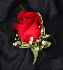 Rose Boutonniere Schnucks Florist And Gifts Single Rose Boutonniere Saint Louis Mo