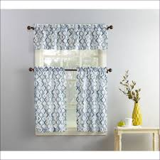 Kitchen Sheer Curtains by Living Room Ivory Kitchen Curtains Jacquard Curtains White Lace
