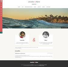 le site du mariage créez votre site ou de mariage avec b4wedding le