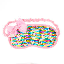 jojo s earrings jojo siwa rainbow sequin sleeping mask s