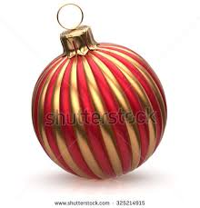 New Years Eve Hanging Decorations by Christmas Ball New Years Eve Bauble Stock Illustration 325214915